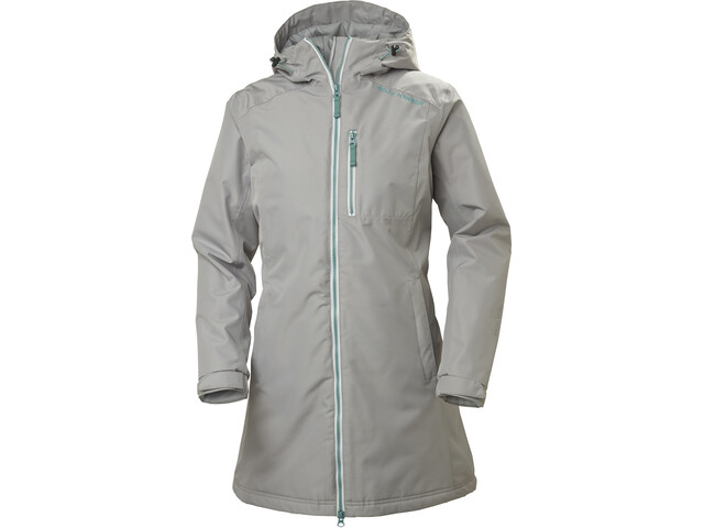 new lifestyle official store best collection Helly Hansen Belfast Long Winter Jacket Women penguin